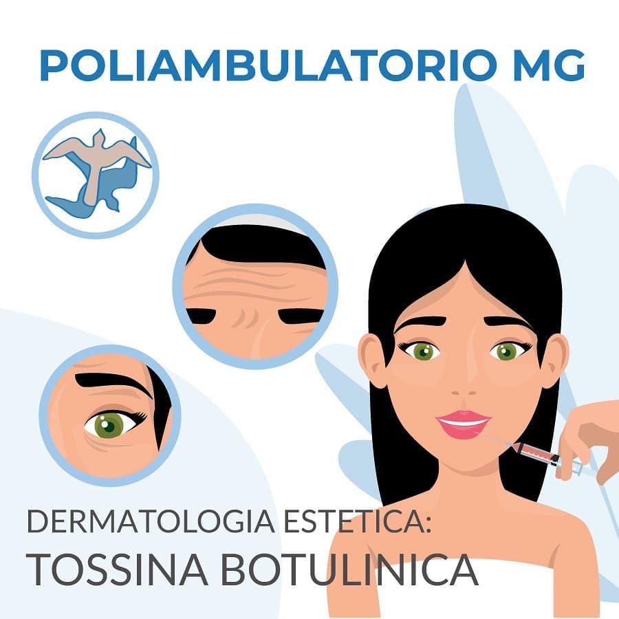 Dottoressa Vera Tengattini Trattamento Tossina Botulinica a Bologna presso Poliambulatorio MG